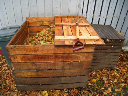 компостный ящик для приготовления жидкого и густого биогумуса