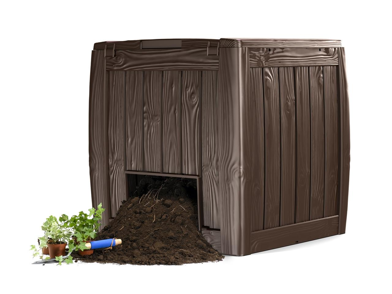 ёмкость для садового компоста