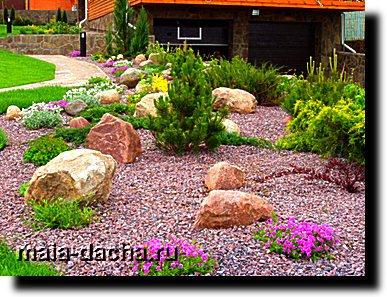 Как сделать сад эксклюзивным и легким