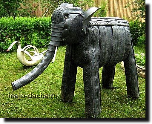 вот и слон