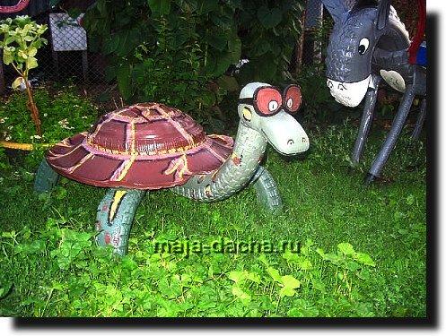 черепаха в очках
