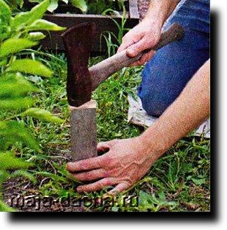 Делаем приподнятые грядки своими руками с фото