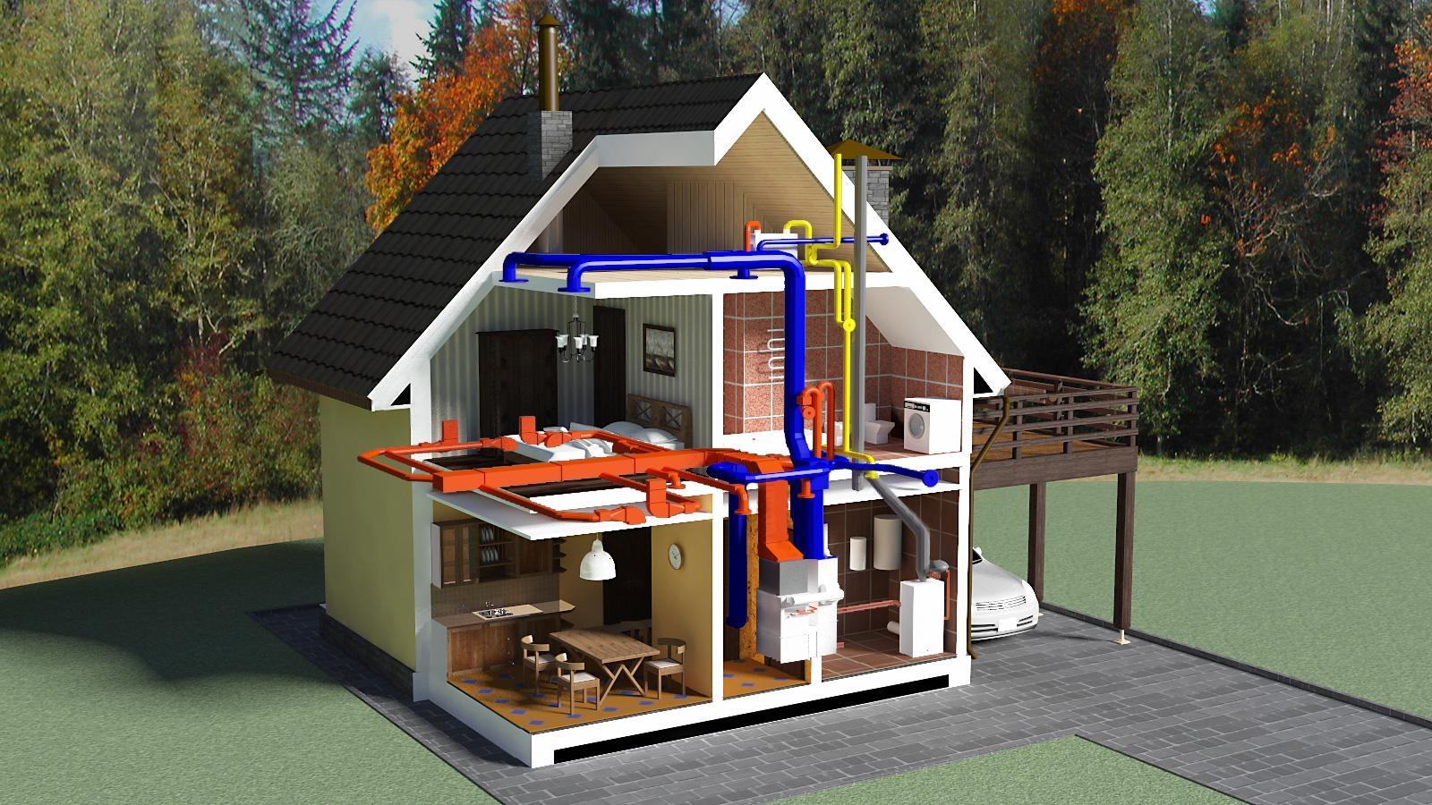 Воздушный водопровод