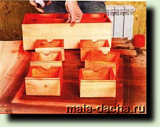 Ящик для семян своими руками