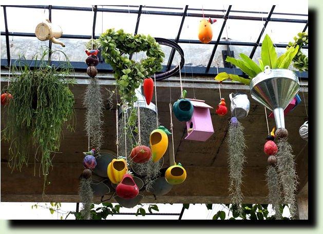 Декорации сада и огорода