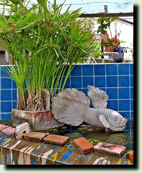 деревянная рыбка своими руками фото