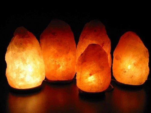 Камни гималайской соли