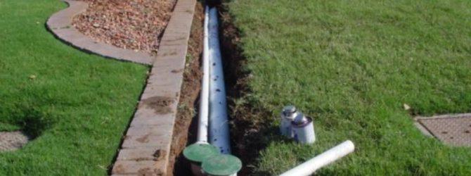 Как сделать дренаж при высоком уровне грунтовых вод 92