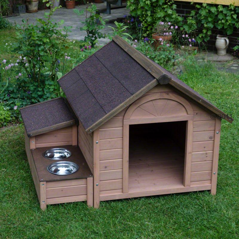 Как сделать теплую будку для собаки: чертежи, фото 21
