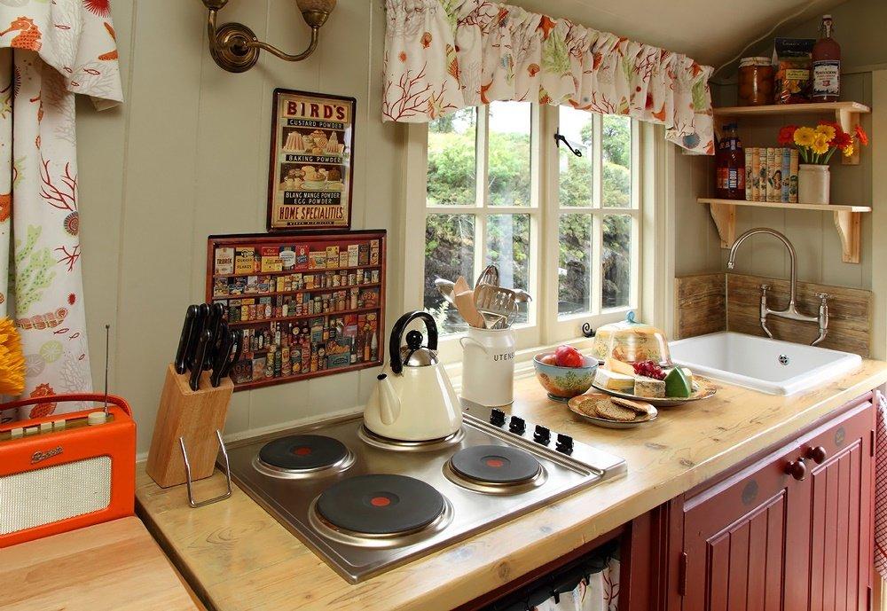 Кухня на даче
