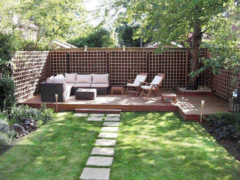 Садовый гарнитур для дачи своими руками