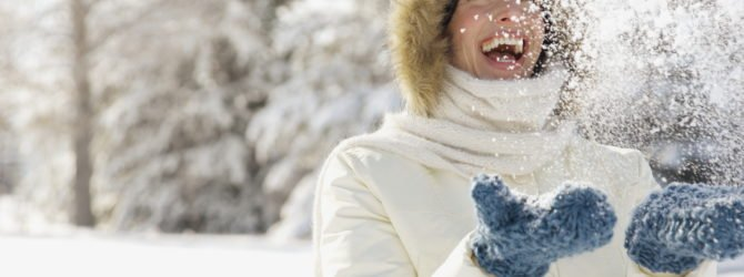 Когда снег — в радость