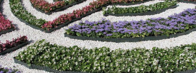 Создание сада-лабиринта собственными руками