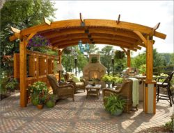 Какую мебель выбрать для отдыха на даче?