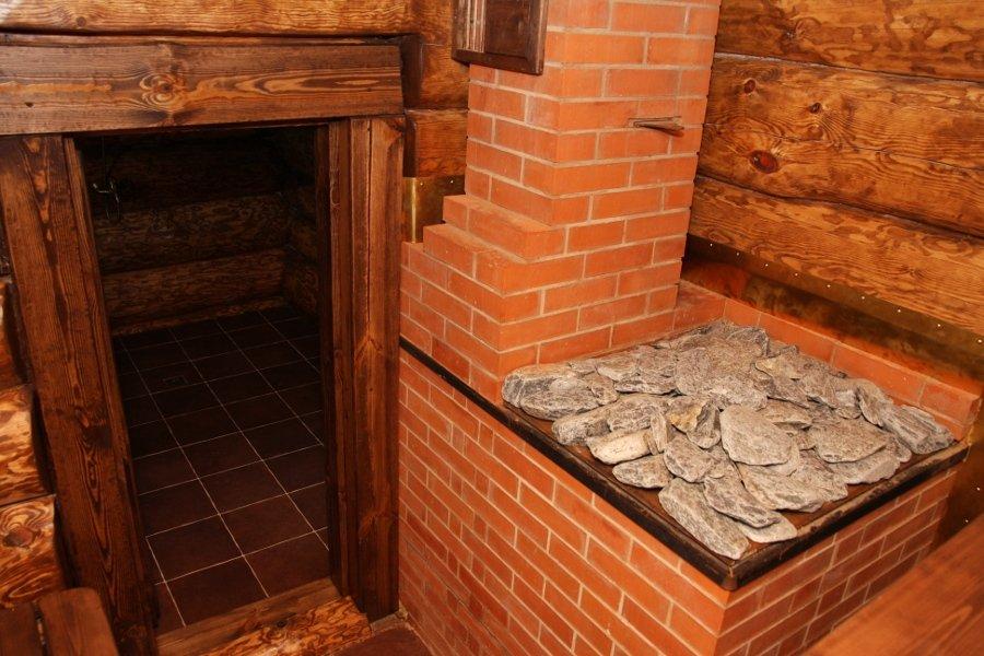 Кирпичная печь для бани — советы по строительству