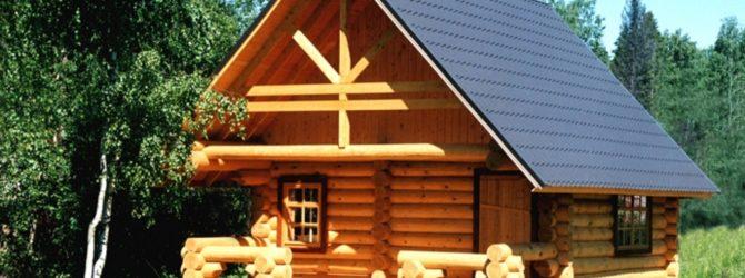 Баня на даче-отдых для души и тела