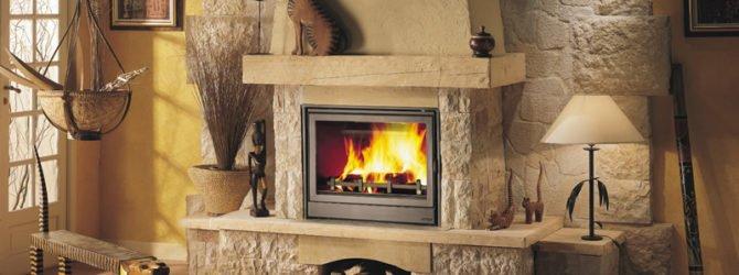 У живого огня — делаем камин для дома