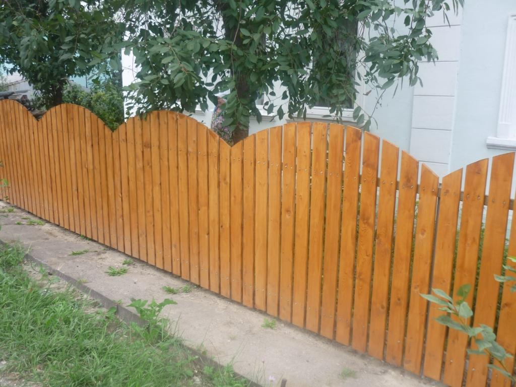 Забор для дачи из штакетника своими руками фото 882