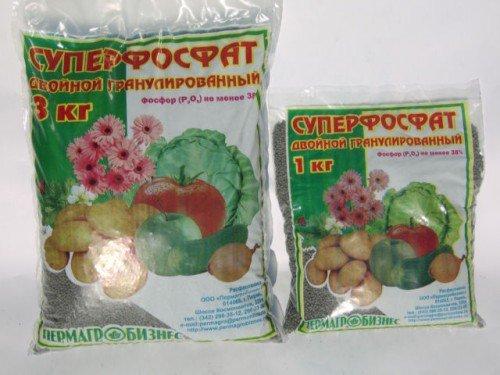 Суперфосфат в упаковке