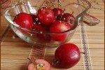 плод китайкив разрезе