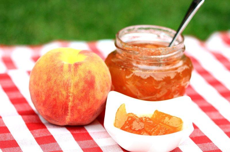 Варенье из персиков в мультиварке на зиму рецепт с фото