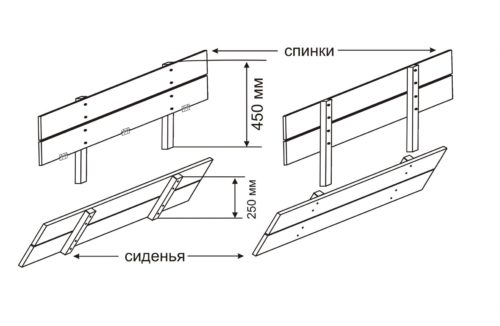 Детали крышки
