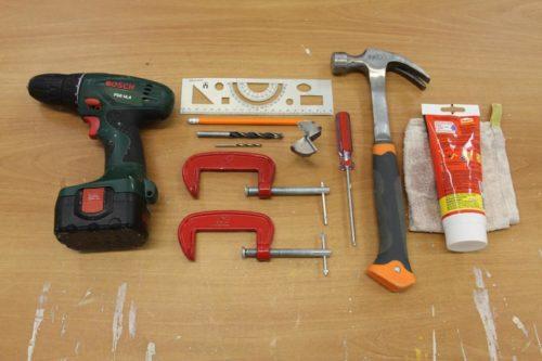 инструменты для столярных работ