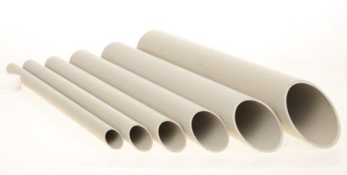 Поливинилхлоридная труба