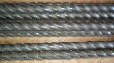 Кованые спирали