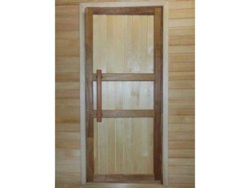 Вторая дверь в баню