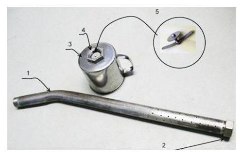 Самодельный парогенератор