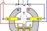 Схема реверса электромотора