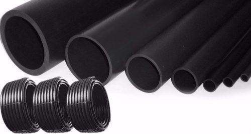 Труба ПНД для прокладки водопровода