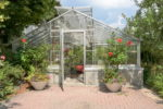 Теплица-зимний сад из стекла