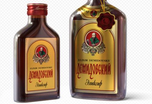 Демидовский сироп
