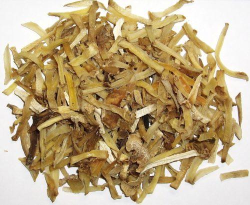 сушёные картофельные очистки