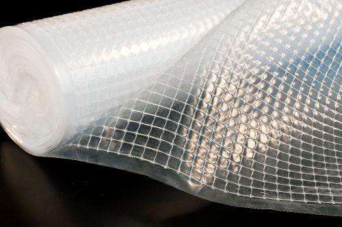 Плёнка с «пузырьками»
