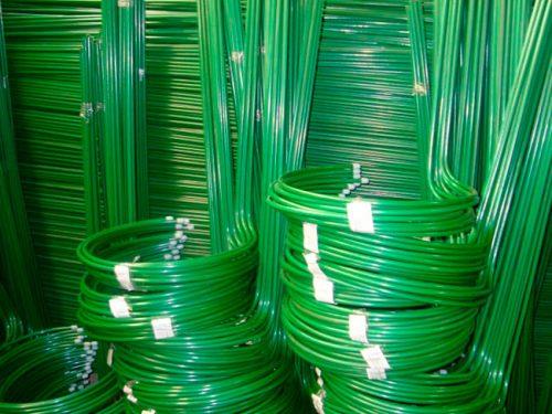 Пластиковые дуги