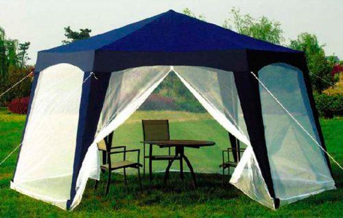 Мобильная конструкция шатра